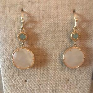 Anthropologie Earrings in gold